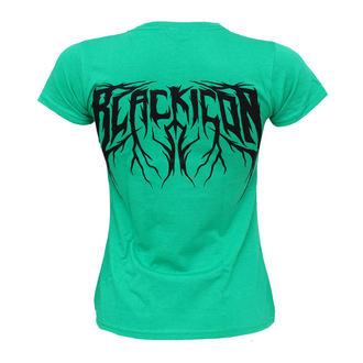 t-shirt hardcore donna - Cricket - BLACK ICON, BLACK ICON