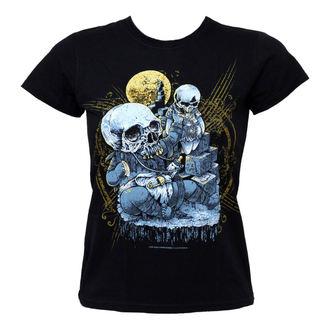 t-shirt hardcore donna - Smash Baby Smash - BLACK ICON, BLACK ICON