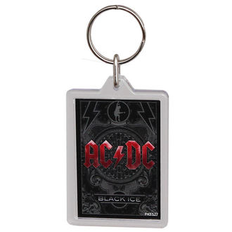 portachiavi (ciondolo) AC / DC - Nero Ice - Pyramid Posters, PYRAMID POSTERS, AC-DC