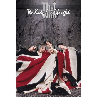 poster The Who - The Kids Are Va bene - Pyramid Posters, PYRAMID POSTERS, Who