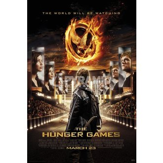 poster Neca - Hunger Games - Pyramid Posters, PYRAMID POSTERS