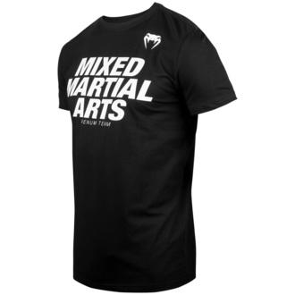 Maglietta da uomo Venum - MMA VT - Nero / Bianco, VENUM