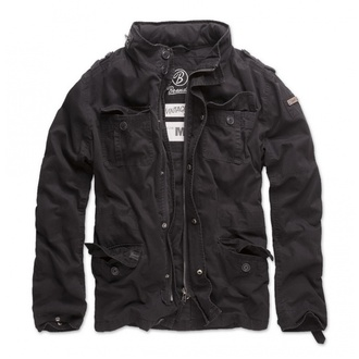 giacca primaverile / autunnale uomo - Britannia - BRANDIT - 3116-black