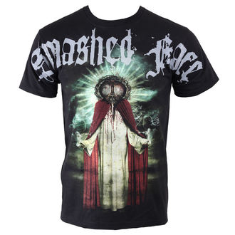 t-shirt metal uomo Smashed Face - Misanthropocentric - NNM - Black, NNM, Smashed Face
