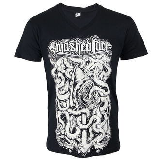 t-shirt metal uomo Smashed Face - Shark - NNM - Black, NNM, Smashed Face