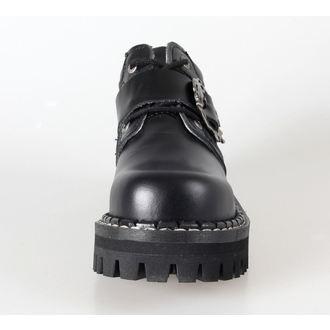 scarpe KMM 4dírkové - Big Skulls Nero Full, KMM