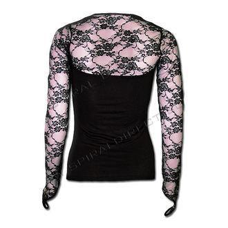 t-shirt donna - Lace Glove - SPIRAL, SPIRAL