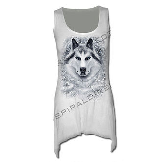 vestito donna SPIRAL - Wolf - White, SPIRAL
