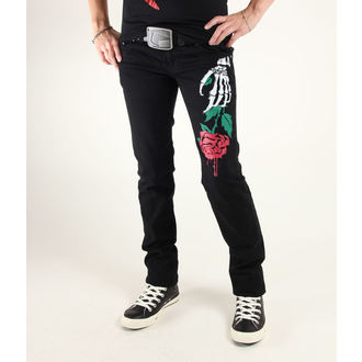 pantaloni donna 3RDAND56th - Stella Rose Skinny Jeans, 3RDAND56th