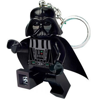 portachiavi STAR WARS - Mini-torcia elettrica - Darth Vader, NNM, Star Wars