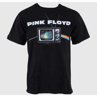 t-shirt metal uomo Pink Floyd - Dark Side Station - LIQUID BLUE, LIQUID BLUE, Pink Floyd