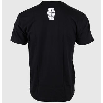 t-shirt hardcore uomo - Firefingers Hooded Women With Fire - Akumu Ink, Akumu Ink