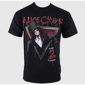 t-shirt metal uomo Alice Cooper - - ROCK OFF, ROCK OFF, Alice Cooper