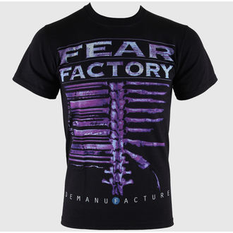 t-shirt metal uomo Fear Factory - Demanufacture - LIVE NATION, LIVE NATION, Fear Factory