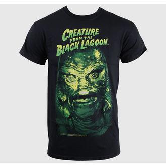 t-shirt film uomo Creature from the Black Lagoon - Creature Head - ROCK REBEL, ROCK REBEL