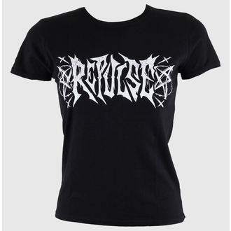 t-shirt street donna - Black - REPULSE, REPULSE