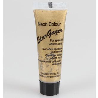tintper per corpo e fpercciper STAR GAZER - Neon Gold, STAR GAZER