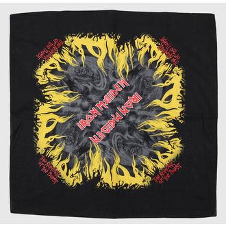 bandana Iron Maiden - The Number Of The Beast - RAZAMATAZ - B026