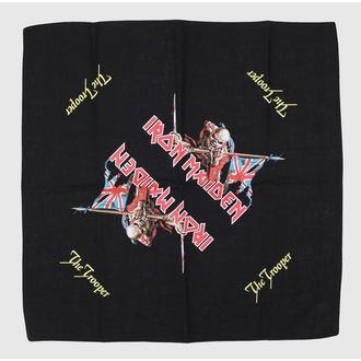 bandana Iron Maiden - The Trooper - RAZAMATAZ, RAZAMATAZ, Iron Maiden
