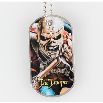 collana ( piastrina) IRON MAIDEN - The Trooper - RAZAMATAZ, RAZAMATAZ, Iron Maiden
