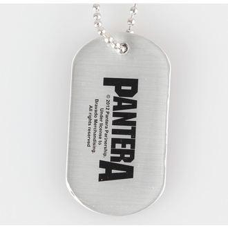 collana ( piastrina) Pantera - 101 % Prova - RAZAMATAZ, RAZAMATAZ, Pantera