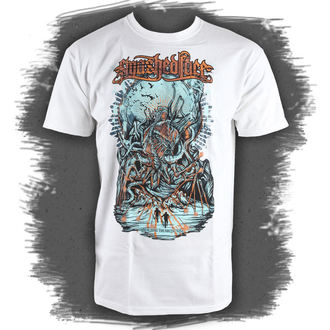 t-shirt metal uomo Smashed Face - Breaching - NNM - Breaching, NNM, Smashed Face