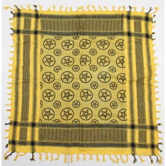 bandana ARAFAT - palestina - pentagramma 4