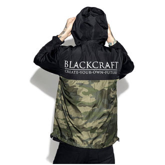 giacca primaverile / autunnale unisex - Staple Black on Camo - BLACK CRAFT, BLACK CRAFT
