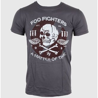 t-shirt metal uomo Foo Fighters - Matter Of Time - LIVE NATION, LIVE NATION, Foo Fighters