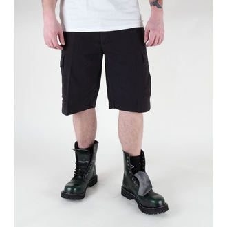 pantaloncini uomo MIL-TEC - US Bermuda - Prewash Nero - 11402002