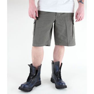 pantaloncini uomo MIL-TEC - BW Bermuda - Prewash Oliv, MIL-TEC