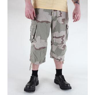 pantaloncini 3/4 uomo MIL-TEC - Aria Combat - Prewash Dieci, MIL-TEC