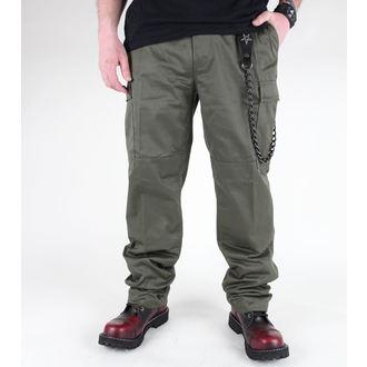 pantaloni uomo MIL-TEC - US Feldhose - Oliv, MIL-TEC