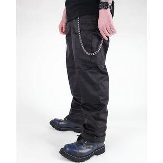 pantaloni uomo MIL-TEC - US Feldhose - Nero, MIL-TEC