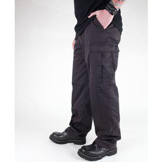 pantaloni uomo MIL-TEC - US Ranger Hose - BDU Nero, MIL-TEC
