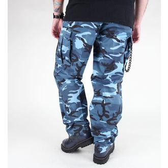 pantaloni uomo MIL-TEC - US Ranger Hose - BDU Skyblue, MIL-TEC
