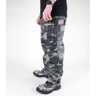 pantaloni uomo MIL-TEC - US Rangri Hose - BDU Buio Camo, MIL-TEC