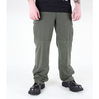 pantaloni uomo MIL-TEC - US Feldhose - CO Prewash Oliv, MIL-TEC