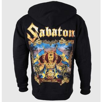 felpa con capuccio uomo Sabaton - Carolus Rex - NUCLEAR BLAST, NUCLEAR BLAST, Sabaton