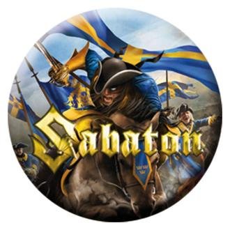 spilla Sabaton - Carolus Rex - Limitato, NUCLEAR BLAST, Sabaton