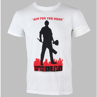t-shirt metal uomo Shaun Of The Dead - Silhouette - LIVE NATION, LIVE NATION, Shaun Of The Dead