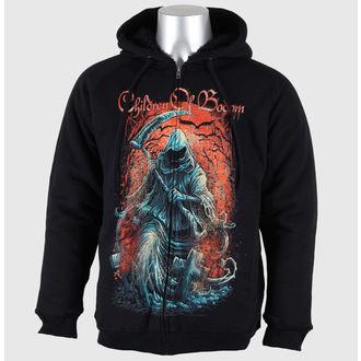 felpa con capuccio uomo Children of Bodom - Grim Reaper Sherpa - NUCLEAR BLAST, NUCLEAR BLAST, Children of Bodom
