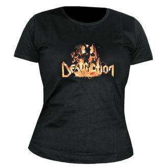 t-shirt metal donna Destruction - Hate Is My Fuel - NUCLEAR BLAST, NUCLEAR BLAST, Destruction
