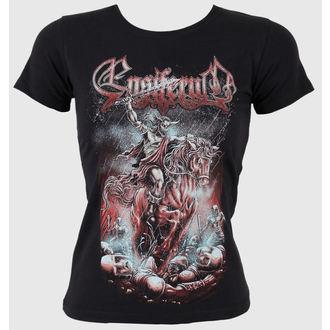 t-shirt metal donna Ensiferum - Skeleton Horseman - NUCLEAR BLAST, NUCLEAR BLAST, Ensiferum
