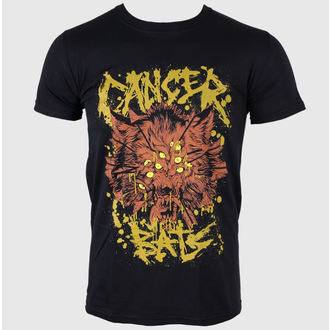 t-shirt metal uomo Cancer Bats - Gnar Wolf - PLASTIC HEAD, PLASTIC HEAD, Cancer Bats