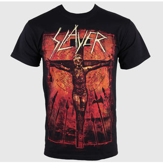 t-shirt metal uomo Slayer - Crucifixtion - PLASTIC HEAD, PLASTIC HEAD, Slayer