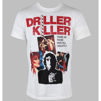 t-shirt metal uomo Driller Killer - Driller Killer - PLASTIC HEAD, PLASTIC HEAD, Driller Killer