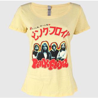 t-shirt metal donna Pink Floyd - Japan Tour 1972 - IMPACT, IMPACT, Pink Floyd