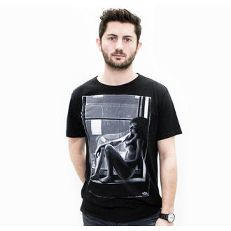 t-shirt street uomo - Girl - MACBETH, MACBETH