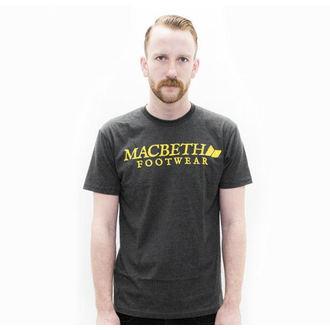 t-shirt street uomo - Vintage Logo - MACBETH, MACBETH